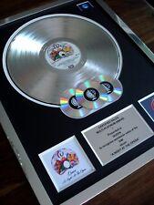 QUEEN A NIGHT AT THE OPERA LP MULTI PLATINUM DISC RECORD AWARD ALBUM