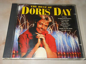 The Best of Doris Day - 1997 - Music CD - Free 1st Class Delivery