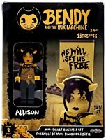 NEW Bendy and the Ink Machine SERIES 2 BENDY 41pc Mini Figure Building Toy Set