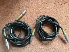 Leica set of 2 cable Lemo for Leica Gps