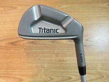 "39"" Ray Cook Titanic Ti #4 Iron. Regular Flex Graphite"