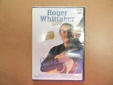 Roger Whittaker - Live: Greatest Hits (DVD, 2006) VERY RARE, NEW