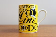 Vintage Dept 56 Buzz Mug - Let it Bee, Do Bee Do, Bee Mine - Exc Condition