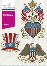 Americana Anita Goodesign Embroidery Machine Design CD NEW 142AGHD