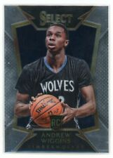 2014-15 ANDREW WIGGINS PANINI SELECT ROOKIE RC#100