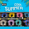 BTS BT21 Official Authentic Goods Mesh Neck Pillow 7Characters + Tracking #