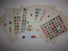 100+ Sweden stamps Sverige King Gustav used unused Id#854
