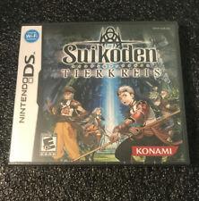 Suikoden: Tierkreis (Nintendo DS, 2009) Brand New Factory Sealed!!!