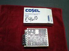 COSEL Switching Regulator - 5V, 5 AMP, 39 Watts - K25AU-5  (K25A) NEW IN BOX