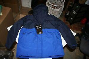 Nwt Childrens Place 3in1 winter ski jacket coat  hooded 7/8 medium