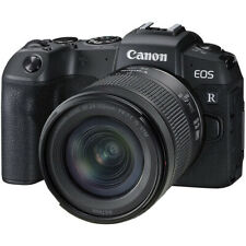 Canon EOS RP 26.2MP 4K w/ RF 24-105mm f/4-7.1 IS STM Lens (No R Adapter)