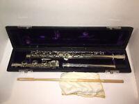 Sedona Dakota Intermediate Flute, Engraved
