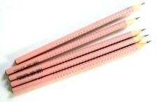 Härtegrad:HB#BBP09 Faber-Castell 117197-3 Bleistifte GRIP 2001 mit Gummi-Tip