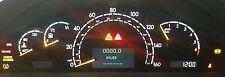 2000 2001 Mercedes S500 S-Class W220 Gauge Cluster Speedometer Rebuilt