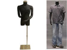 Male Mannequin Manequin Manikin Dress Form #M02arm+BS-05