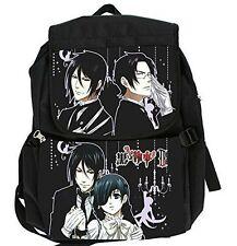 Camplayco Black Butler - Cosplay School Bag & Durable Unisex