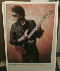 VELVET UNDERGROUND POSTER LIVE NEW NEVER OPENED LATE 2000'S LOU REED