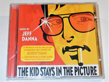 Jeff Dana THE KID STAYS IN THE PICTURE Robert Evans Soundtrack CD New and Sealed