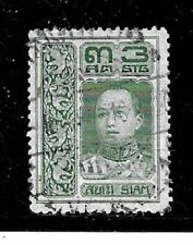Thailand Stamps- Scott # 146/A21-3s-Canc/H-1912-Ng