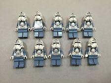 LEGO Clone Trooper Lot of 10 Star Wars Minifigure minifig Huge LOT Clones O135
