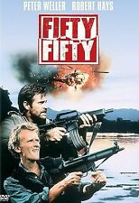 Fifty / Fifty (1992), New DVD, Ismail Bin Raimli, Ramona Rahman, Os, Azmil Musta