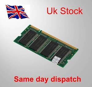 1GB RAM Memory for Toshiba Satellite A80-122 (PC2700)