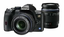 Olympus Digital Single-Lens Reflex Camera E-520 Double Rhythm Kit E-520Wkit F/S