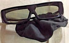New, Unused Sharp 3D glasses for TV; Model AN-3DG20-EL