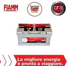 BATTERIA AUTO FIAMM TITANIUM PRO   100Ah 870A L5 100P AUDI A5 8T3