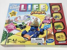 Hasbro The Game of Life Junior Board Game NEW Sealed