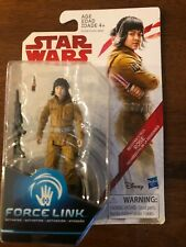 "Star Wars Resistance Tech Rose Force Link Figure 3.75"" Brand New"