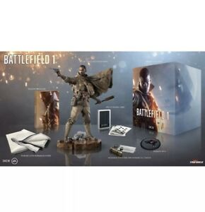 BATTLEFIELD 1 EXCLUSIVE COLLECTOR'S EDITION - PS4/XBOX ONE/WINDOWS 7 - NO GAME