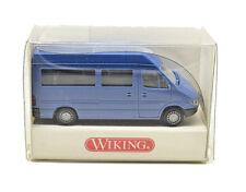Wiking  285 01 22   Mercedes-Benz Sprinter Kombiwagen - blau