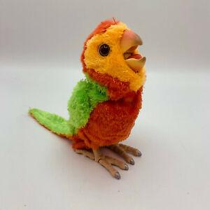 Vintage Hasbro Furreal Fur Real Friends Papagei Vogel Baby Bird - ECHTE RARITÄT