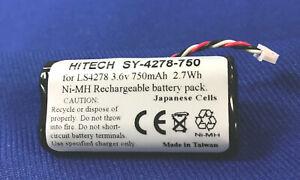 70 Batteries(Japan NiMh3.6v750mAh)For Symbol#BTRY-LS42RAAOE-01 LS4278 DS6878...
