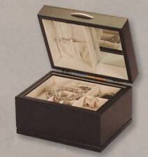 Java Black Wooden Jewellery Box