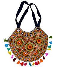 Indische Tasche Damentasche Schultertasche Stofftasche Handtasche Indien Goa TOP