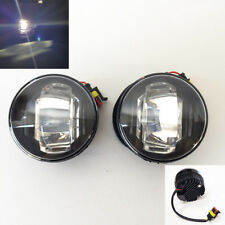 Built-in LED DRL Fog Light for 2004-2008 Jaguar S-Type X-Type with Wire Switch