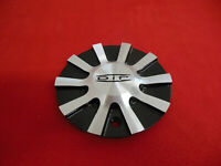 DIP Custom Wheel Center Cap Gloss black/silver MCD8229YL01