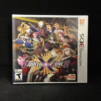 Project X Zone 2 (Nintendo 3DS, 2015) BRAND NEW