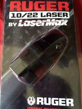 Lasermax 90417 Ruger 10/22 Barrel Band Laser Sight Visible to 100 Yards!
