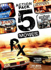 Action Pack, Vol. 7: 5 Movies (DVD, 2014)