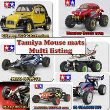 Tamiya Rc car Mouse Mats  RACING COLLECTABLE