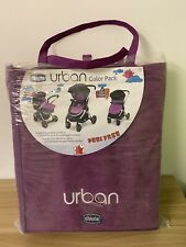 Chicco Urban Stroller Color Pack - Cyclamen NEW