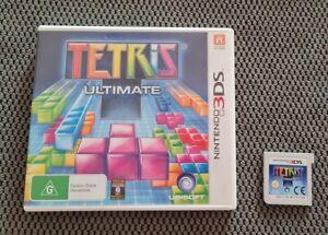 Tetris Ultimate Nintendo 3DS  Free Postage 🎮