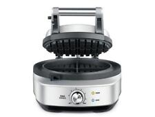 Breville BWM520BSS the No-Mess Waffle™ 4 Slice Waffle Maker - RRP $169.95
