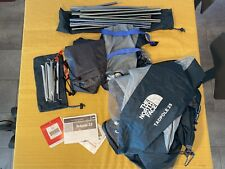 THE NORTH FACE TADPOLE 23 3 SEASON 2 PERSON TENT FOOTPRINT ~ NO RAINFLY