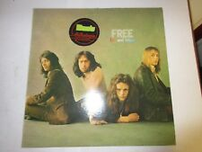 Vinyle 33T FREE- FIRE and WATER; Best Anthologie; Island 9123028