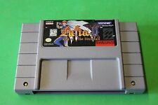 Lufia II 2 Rise of the Sinistrals SNES (Super Nintendo SNES) Cleaned & Tested VG