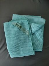 Norwex Textured Kitchen Towel And Cloth NEW COLOR TURQUOISE